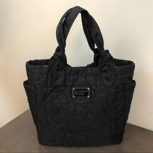 Marc by Marc Jacobs Workwear Quilted Nylon Tote